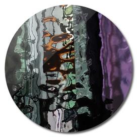 Reflection in Purple Velvet