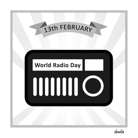 World Radio Day February 13th international radio day
