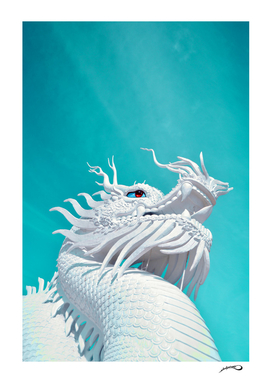 Rising Dragon by #Bizzartino