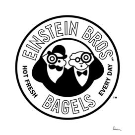 einstein bros bagels clip art