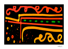Digital Art Abstract Artwork