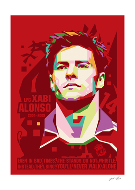 lfc legend: xabi alonso