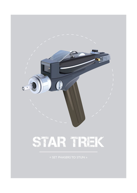 Star Trek - Alternative Movie Poster