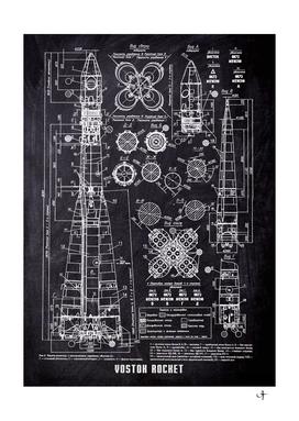 Vistok rocket blueprint
