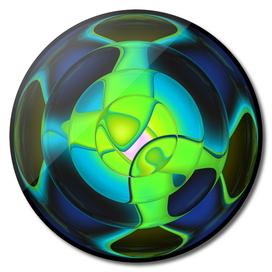 Glass on Glass 22