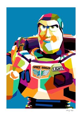 Buzz Lightyear WPAP