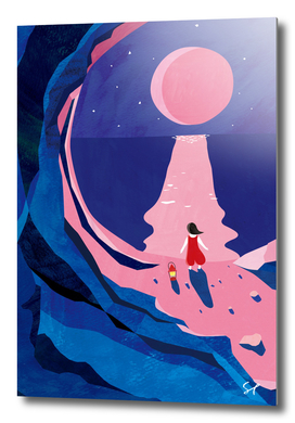 Moonlight Path