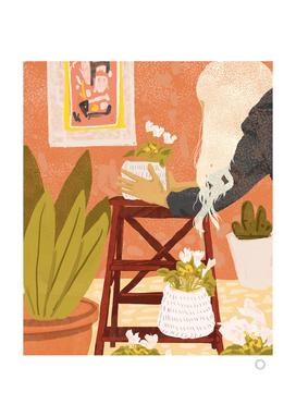 The Indoor Gardener