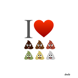 I love pooping_sarcastic poop smilies