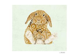 Swirly Bunny