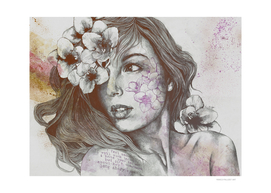 Mascara: Violet