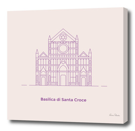 Basilica Santa Croce Firenze