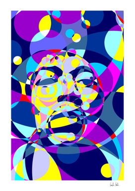 Jimi Colored Circles