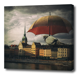 Surreal Stockholm
