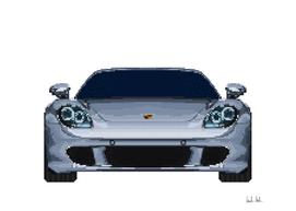 Carrera GT Mosaic