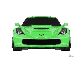 Corvette Mosaic