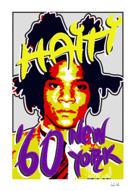 Basquiat Pop Design