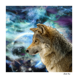 Wolf and Planets