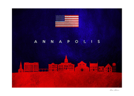 Annapolis Maryland Skyline