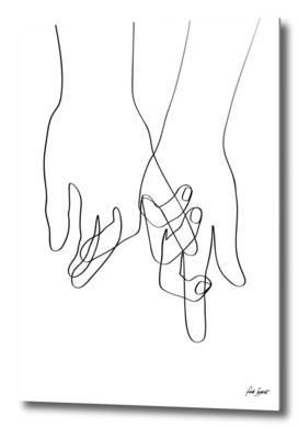 Romantic Hands