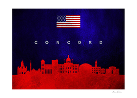 Concord Massachusetts Skyline