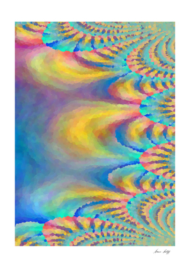 Colorful Fractals