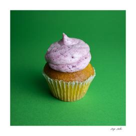 Marmalade Cupcake
