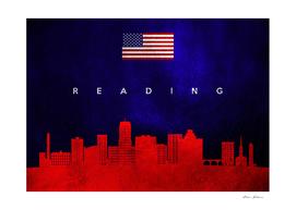 Reading Pennsylvania Skyline