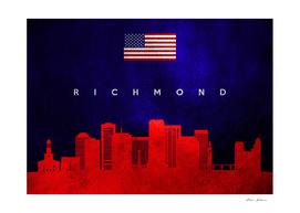 Richmond Virginia Skyline