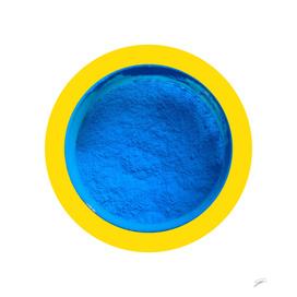 Pigment Bleu de Manganèse