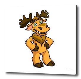 Elk medium colour