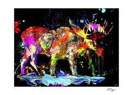Moose Grunge