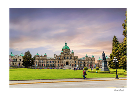 Early Morning In Victoria