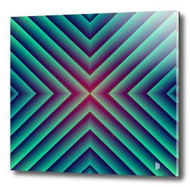 Futuristic pattern