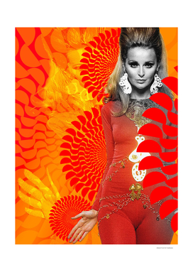 Supermodel Samantha 1 - Supermodels of the Sixties Series
