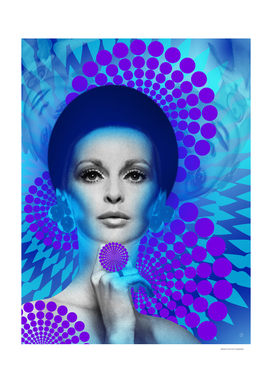 Supermodel Samantha 2 - Supermodels of the Sixties Series