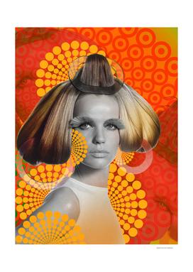 Supermodel Veruschka 3 - Supermodels of the Sixties Series