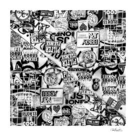 Urban Collage Print