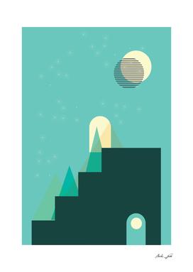 Door to the Moon
