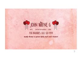 John's Business Card