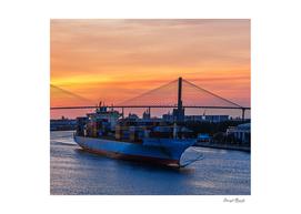 Maersk in Last Light