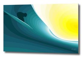 SE0101-Opening single fin