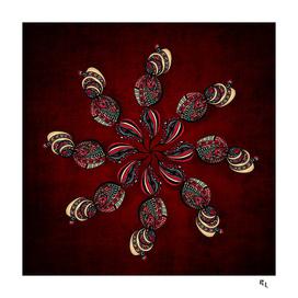 Twirling Flower