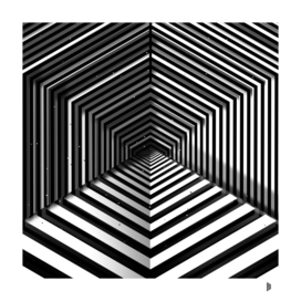 Hexagonal portal