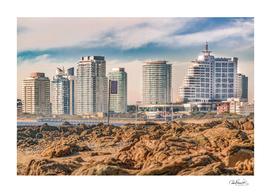 Punta del Este Cityscape, Uruguay