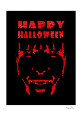 Happy Halloween Poster Artwork