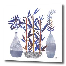 Indigo Flora Trio