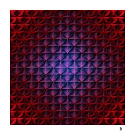Red-violet lighting