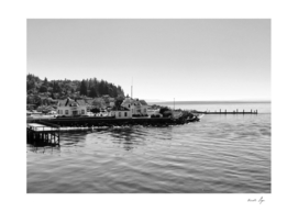 Washington Mukilteo Ferry Landing