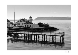 Washington Mukilteo Lighthouse